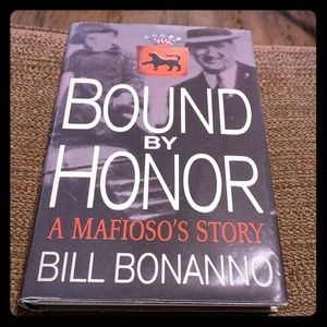 Bound by Honor hardback book